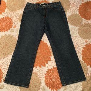 Venezia Bootcut Women's Jeans 18 Average